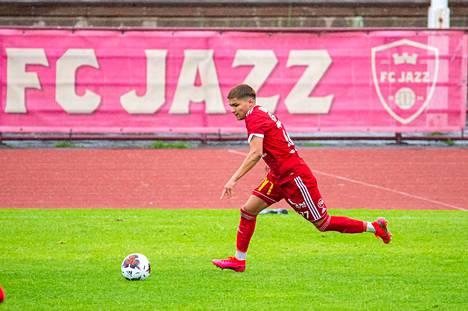 FC Jazz (Mostafa Mohammadi) lähtee hakemaan vähintään tasapeliä lauantaina Espoosta.