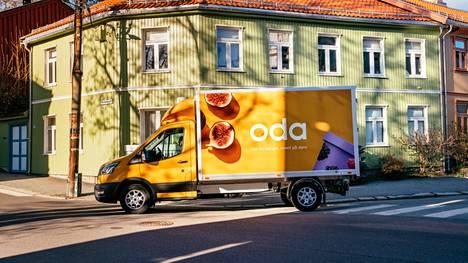 Oda rakentaa keräilykeskusta Vantaan Viinikkalaan.