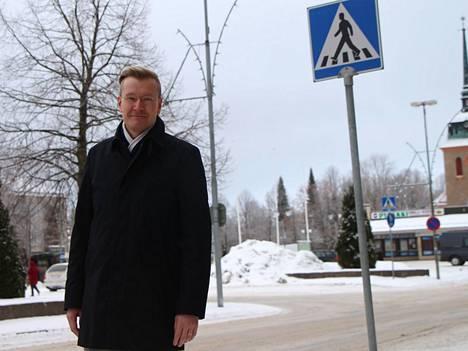 Yrke Kiinteistöt Oy:n toimitusjohtaja Otto Huttunen kommentoi laajasti Sassin hankkeen tilannetta lauantaina.
