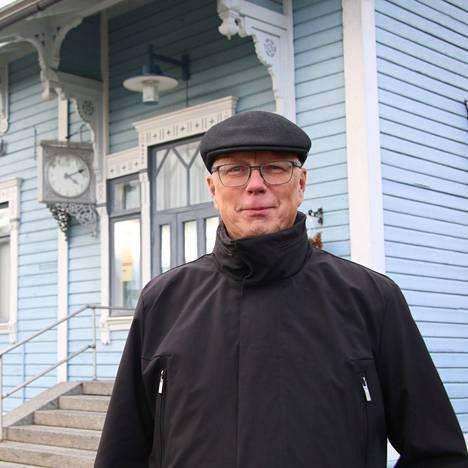 Hannu Mars hakee Mäntsälän kunnanjohtajaksi.