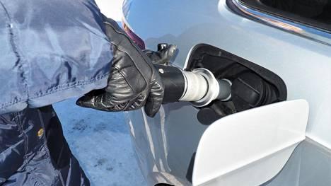 Suomi on Euroopan edelläkävijä biokaasun käyttämisessä'polttoaineena.