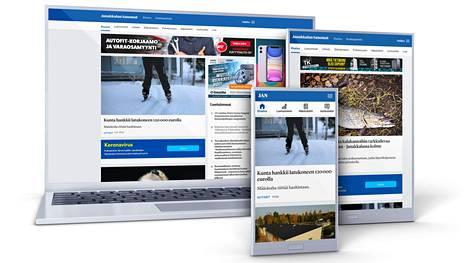 Jotta tilaajasisältöjen lukeminen onnistuu verkossa, tarvitset Sanoma-tilin.