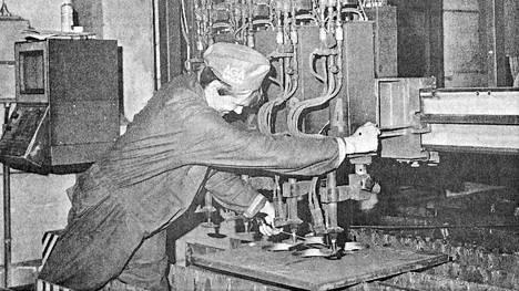 Terästä polttoleikkaava Avemet siirsi toimintansa pohjoissatakuntalaisesta Kihniöstä Vilppulaan uutisoi KMV-lehti 26. syyskuuta 1991. Syyskuun alusta alkaen Kangasmaan teollisuusalueella toimineen Avemetin Vilppulaan siirron ratkaisi ennen kaikkea useiden asiakkaiden sijainti Vilppulan tienoilla. Polttoleikkauskoneella työskenteli itse yrittäjä Auvo Syrjälä.