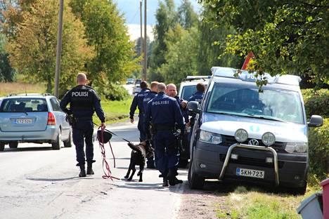 Tämä hallitus on rahoittanut poliisia voimakkaammin kuin mikään hallitus kymmeneen vuoteen, Eeva Kalli Kirjoittaa.