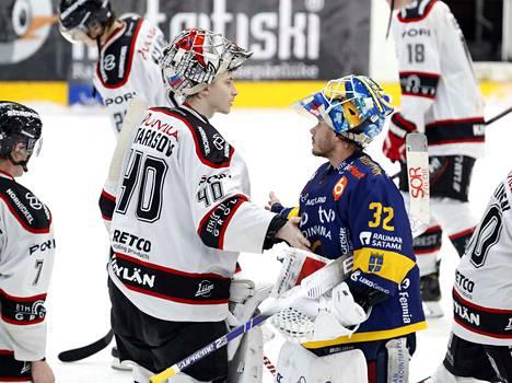 Ässillä on ensi kaudeksi sopimus vain yhden maalivahdin eli Sami Aittokallion kanssa. Daniil Tarasovin tulevaisuus on toistaiseksi kysymysmerkki.