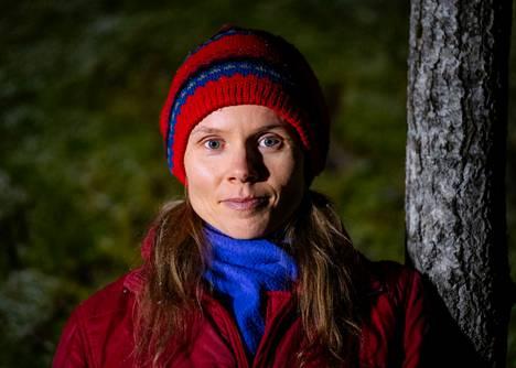 Pandemian takia Finlandia-voittaja Anni Kytömäki on esiintynyt paljon etäyhteyksin.
