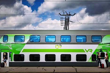 Kuntalaiskyselyn toivotuin liityntäliikenteen vuoro oli arkisin aikataululla Tampere 16.16 - Vilppula 17.16 - Keuruu 17.57 kulkeva junavuoro.