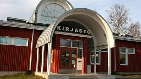 Keväällä Merikarvian kirjasto sulki ovensa koronapandemian takia.