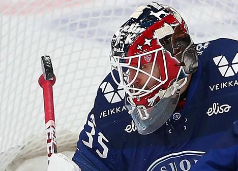 Frans Tuohimaa pelasi satumaisen leijonadebyytin Moskovassa.