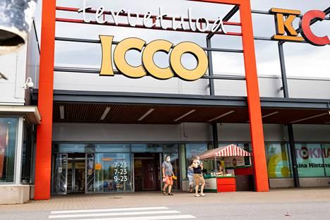 Kauppakeskus Iccon tarjonta monipuolistuu.