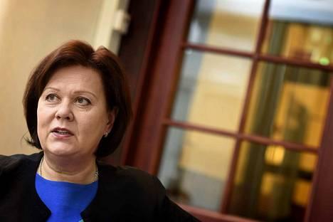 Porin nykyinen perusturvajohtaja Terttu Nordman jää eläkkeelle syksyllä. Häneltä täytettäväksi jää paikka, joka on Porin kaupungin budjetin kannalta erittäin merkittävä.