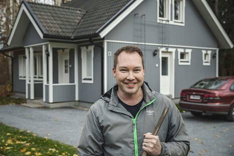 Ilkka Lehtinen ja hänen kumppaninsa vuokrasivat talon Ylöjärveltä. On mahdollista, että he ostavat talon jossain vaiheessa.
