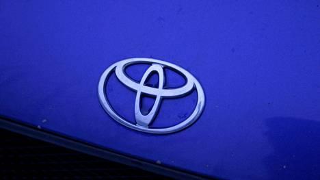 Toyota oli maaliskuun lopussa Janakkalan yleisin henkilöautomerkki.