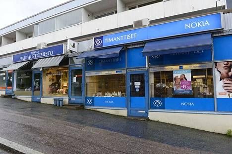 Timanttiset-ketjun osakasyritys FG Retail Oy:n konkurssi ei vaikuta ketjun muihin myymälöihin.