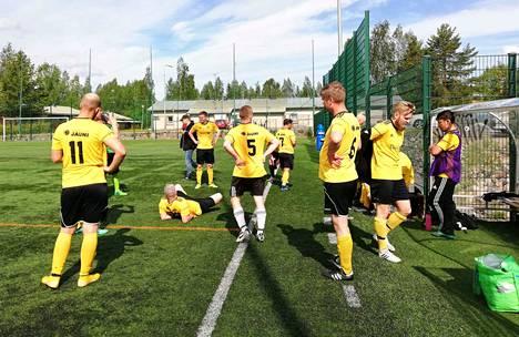 HPP haki pallotuntumaa Petäjäveden turnauksesta lauantaina kesäkuun puoliävlissä alkavaan sarjakauteen.