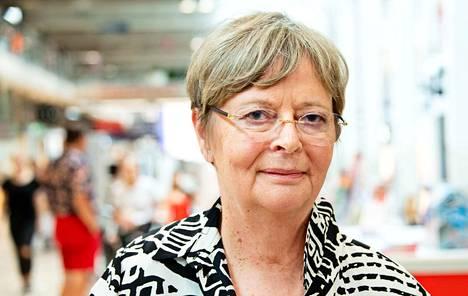 Liisa Jaakonsaari ei hae enää jatkoa EU-parlamenttiuralleen.