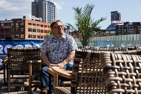 Serlachius-museoiden johtaja Pauli Sivonen odottaa, että hakuprosessin jälkeen Pirkanmaa on entistä yhtenäisempi kulttuuritoimija.