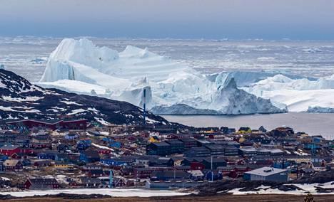 Grönlannin mannerjäätikön sulaminen etenee.
