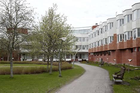 Porilainen Vanhainkoti Himmeli valmistui kolmekymmentä vuotta sitten.