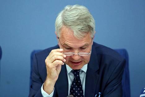 Ulkoministeriön ammattijärjestö vaatii ministeri Pekka Haavistolta selitystä tapahtumista.