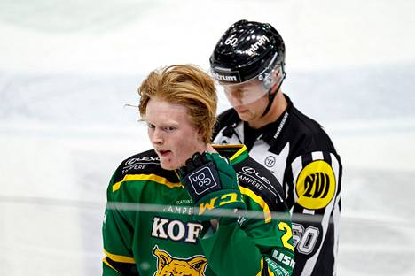 Roby Järventie oli Ilveksen viidenneksi paras pistemies tällä kaudella.