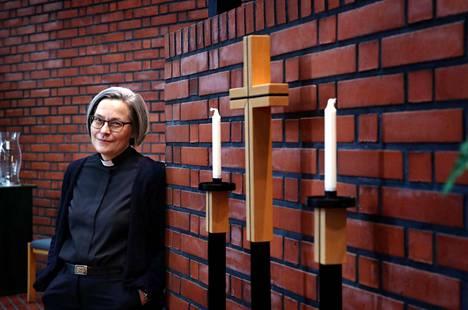 Porin Teljän seurakunnan kirkkoherra Kaisa Huhtala on tuttu tuomiokapitulissa. Hänet valittiin jo toiselle kolmivuotiskaudelle pappisasessoriksi. Kaisa Huhtalan työkokemus on monipuolinen.