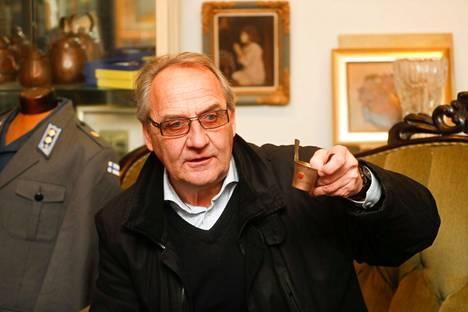 Martti Jarkko, 67, oli mailavirtuoosi vailla vertaa ja Tapparan supertähti 1980-luvulla.