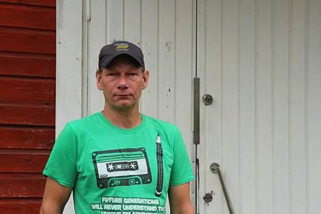 Vexven pääluottamusmies Jarkko Mäkipää muistuttaa, että osaavan työvoiman rekrytointi on ollut Sastamalassa vaikeaa.