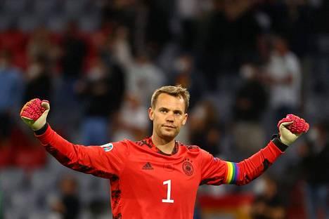 Saksan maalivahti ja kapteeni Manuel Neuer saa vastaansa muun muassa Harry Kanen, kun Saksa ja Englanti taistelevat pääsystä EM-jalkapallon puolivälieriin. Englanti ei ole päästänyt kisoissa vielä yhtäkään maalia, Saksa viisi.