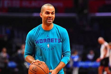 Tony Parker, 36, Charlotte Hornets.