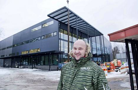 Kauppi Sports Center aukesi tammikuussa 2018. Toimitusjohtaja Sami Joru arvioi, että murrosta tuli 10 000 euron vahingot.