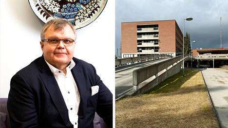 Kanta-Hämeen sairaanhoitopiirin johtaja Seppo Ranta (kuvassa) sanoo, ettei hän päättänyt esittää yt-menettelyn aloittamista kevyesti, vaan kunta- ja yt-lain velvoittamana.