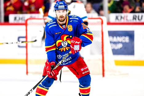 Pekka Jormakka pelasi liigaa edellisen kerran Tapparan paidassa kuusi kautta sitten. Kaudella 2018-19 Jormakka pelasi KHL:ää Helsingin Jokereissa.