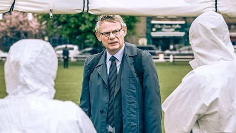 Martin Clunes tekee roolin tiukkana mutta inhimillisenä rikoskomisariona tositapahtumiin perustuvassa kolmiosaisessa brittisarjassa.
