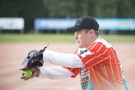 Mikko Talvitie lukkaroi UP-V:n tämän kauden loput pelit.