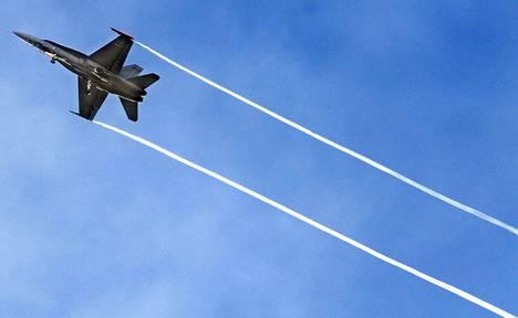 Horneteille on sattunut kaksi vaaratilannetta tänä viikonloppuna.