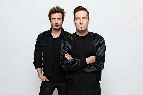 Sebastian Rejman ja Darude edustavat Suomea kappaleella Look Away.
