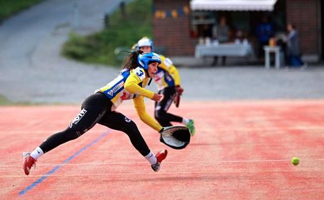 Janakkalan Janan pesäpalloilijat viettivät kauden päättäjäisiä sunnuntaina 10. lokakuuta.