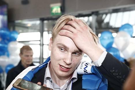 Kaapo Kakko kertoi haastattelussa NHL:n testausleiristä, jonne hän lähtee tällä viikolla.