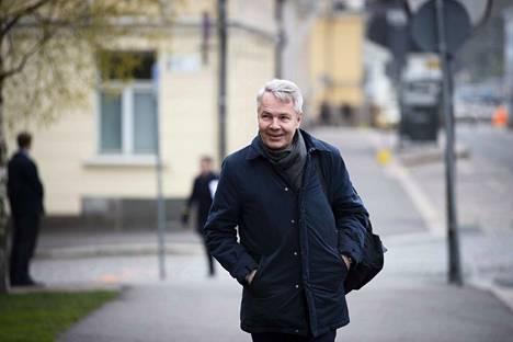 Ulkoministeri Pekka Haaviston (vihr.) mukaan ulkoasiainvaliokuntaa tiedotettiin palaajista torstaina.