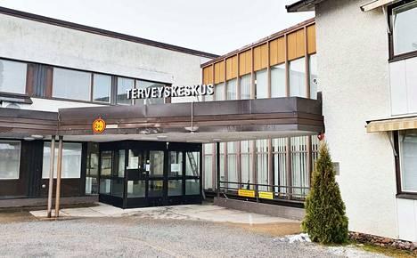 Seututerveyskeskuksen sairaaloissa on otettu käyttöön vierailukielto.