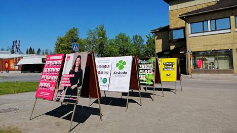 Mänttä-Vilppulan, Juupajoen ja Ruoveden kuntavaaliehdokkaista verraten moni asuu oman kuntansa keskustan postinumeroalueella.