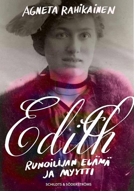 """Dosentti Maarit Leskelä-Kärki suosittelee: """"Tässä puretaan myyttiä ja kerrotaan runoilija Edith Södergranista uudella tavalla, vetävästi kirjoitettu tiedekirja, joka etenee kuin salapoliisitarina."""""""
