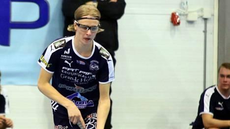 Sami Savolainen onnistui maalinteossa KrP Akatemian pelissä sekä varsinaisella peliajalla että voittolaukauskisassa.