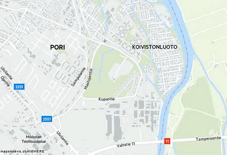 Kuusivuotias tyttö ilmoitettiin kadonneeksi Koivistonluodosta.
