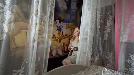 Tamperelaisen Milja Korpelan rakkaus prinsessoita ja etenkin Disney-prinsessoita kohtaan näkyy uskomattomalla runsaudella myös hänen kotinsa sisustuksessa.