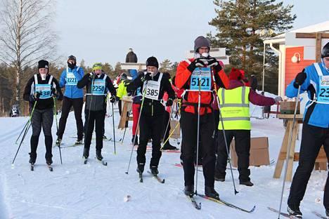 Pirkan Hiihto sivakoitiin varsin erilaisissa olosuhteissa vuonna 2018 kuin nyt on tarjolla Reppu-Hiihtoon, joka hiihdettäneen ensi lauantaina.