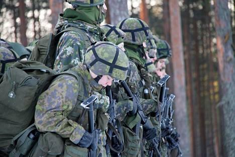 Porin prikaatissa on todettu tänä vuonna ainakin neljä koronatartuntaa varusmiehillä. Kuvituskuva.