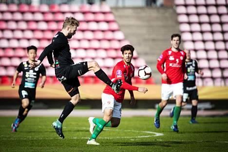 TPV pelasi toukokuun alussa 0–0-tasapelin MuSaa vastaan Tampereella.