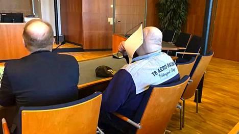 Mänttä-Vilppulan henkirikosta käsiteltiin Pirkanmaan käräjäoikeudessa toukokuussa 2020.